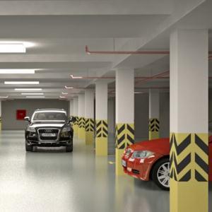 Автостоянки, паркинги Андреаполя