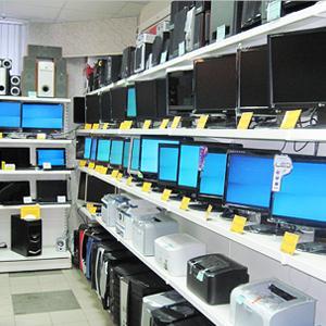 Компьютерные магазины Андреаполя