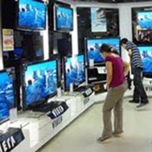 Магазины электроники Андреаполя