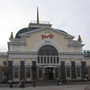 Железнодорожные вокзалы Андреаполя